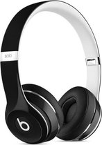 Koptelefoon Apple Beats Solo2 On-Ear (Luxe Edition) zwart
