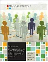 Essentials of Contemporary Management 6e ed.