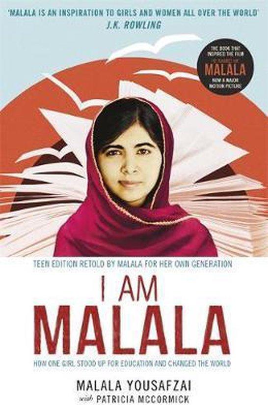 Boek cover I Am Malala van Malala Yousafzai (Paperback)