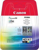 CANON PG-40/CL-41 Multi Pack 2 cartridges