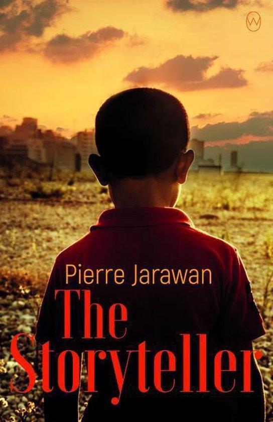 Boek cover The Storyteller van Pierre Jarawan (Onbekend)
