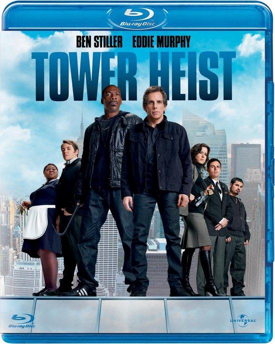 Cover van de film 'Tower Heist'