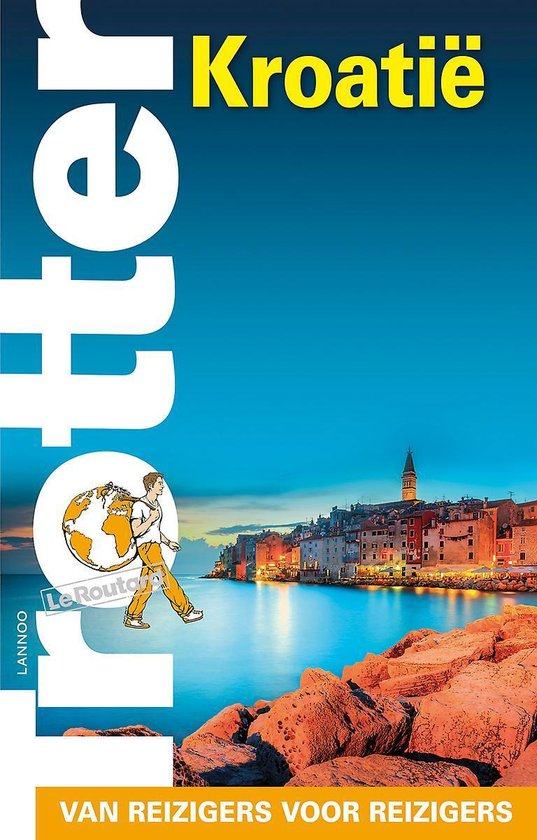 Trotter Kroatië - Philippe Gloaguen   Fthsonline.com