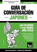 Guía de Conversacion Español-Japonés y diccionario conciso de 1500 palabras