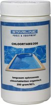 Starline chloortabs 55% 1 kg zwembadchloor