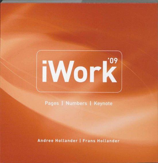 iWork '09 - A. Hollander |