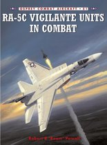 Boek cover RA-5C Vigilante Units in Combat van Robert R Powell