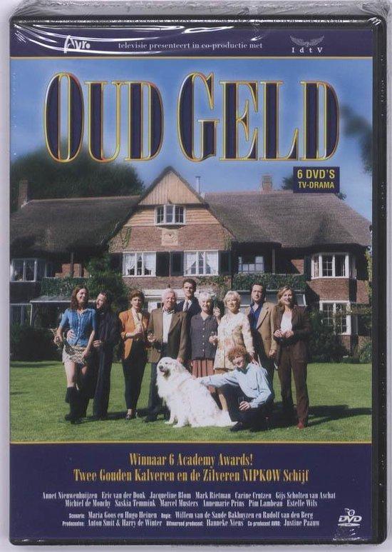 Cover van de film 'Oud Geld'
