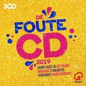 De Foute Cd Van Qmusic - 2019