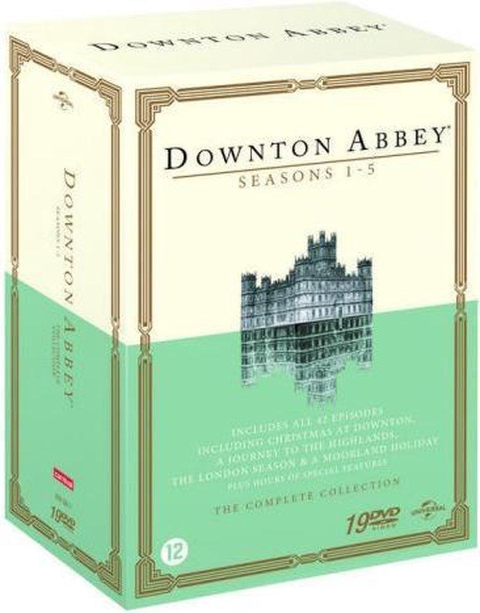 Downton Abbey - Seizoen 1-5 (19Dvd) - Tv Series