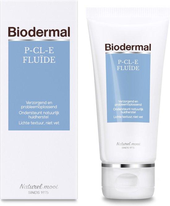 Biodermal P-CL-E fluïde -  dag- en nachtcrème met glycerine - tube 50ml