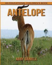 Antelope! an Educational Children's Book about Antelope with Fun Facts & Photos