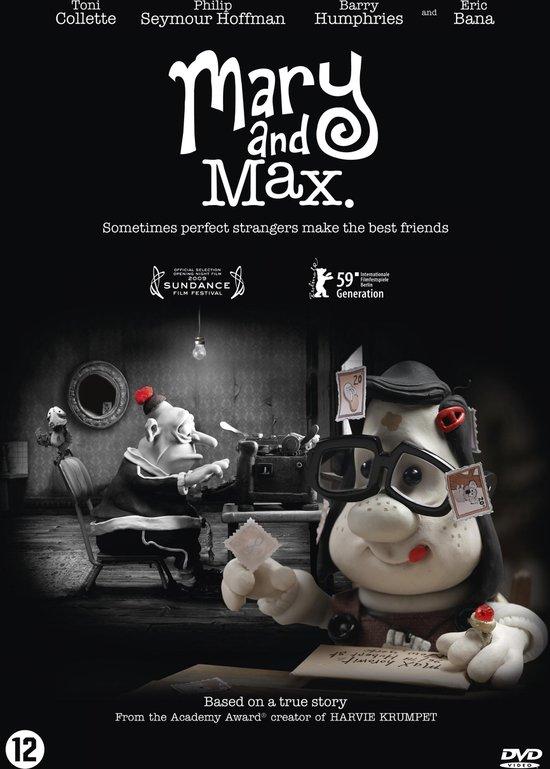 Bol Com Mary Max Dvd Dvd S