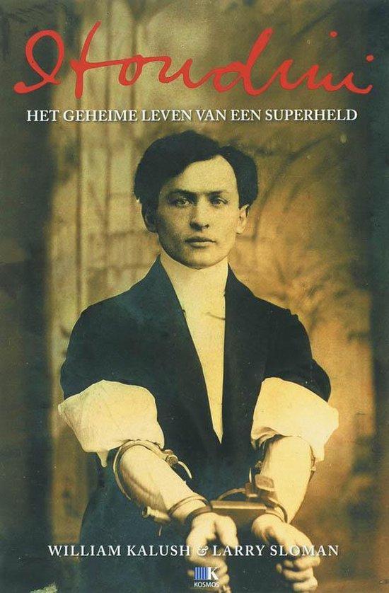 Cover van het boek 'Houdini'