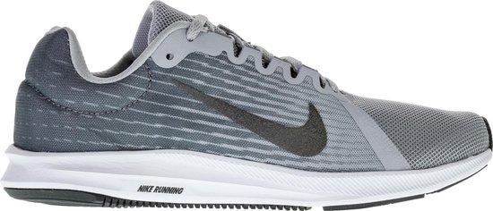 Nike Downshifter 8 Hardloopschoenen Dames Hardloopschoenen - Maat 38 -  Vrouwen - grijs