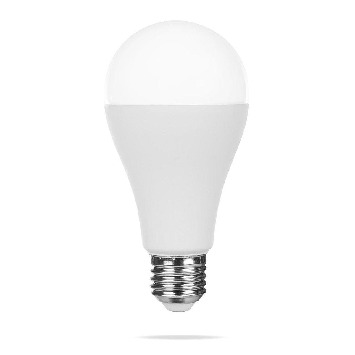 Smartwares 10.051.50 Slimme E27 Kleurlamp - PRO Series - Regelbaar gekleurd licht - Uitbreiding