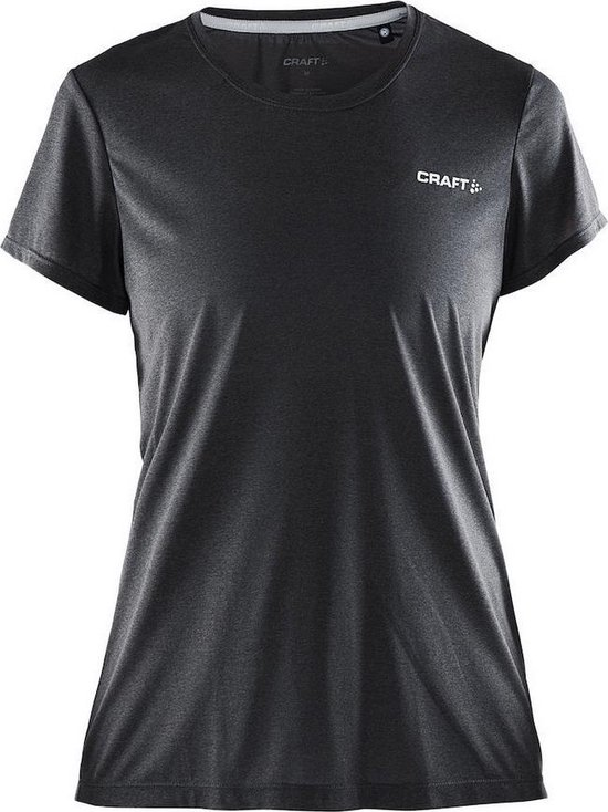 Craft Pure Light - Sportshirt - Dames - Zwart - Maat XL