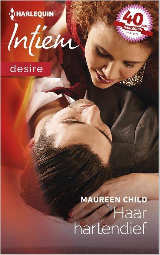 Haar hartendief - Intiem 2161 - Maureen Child |