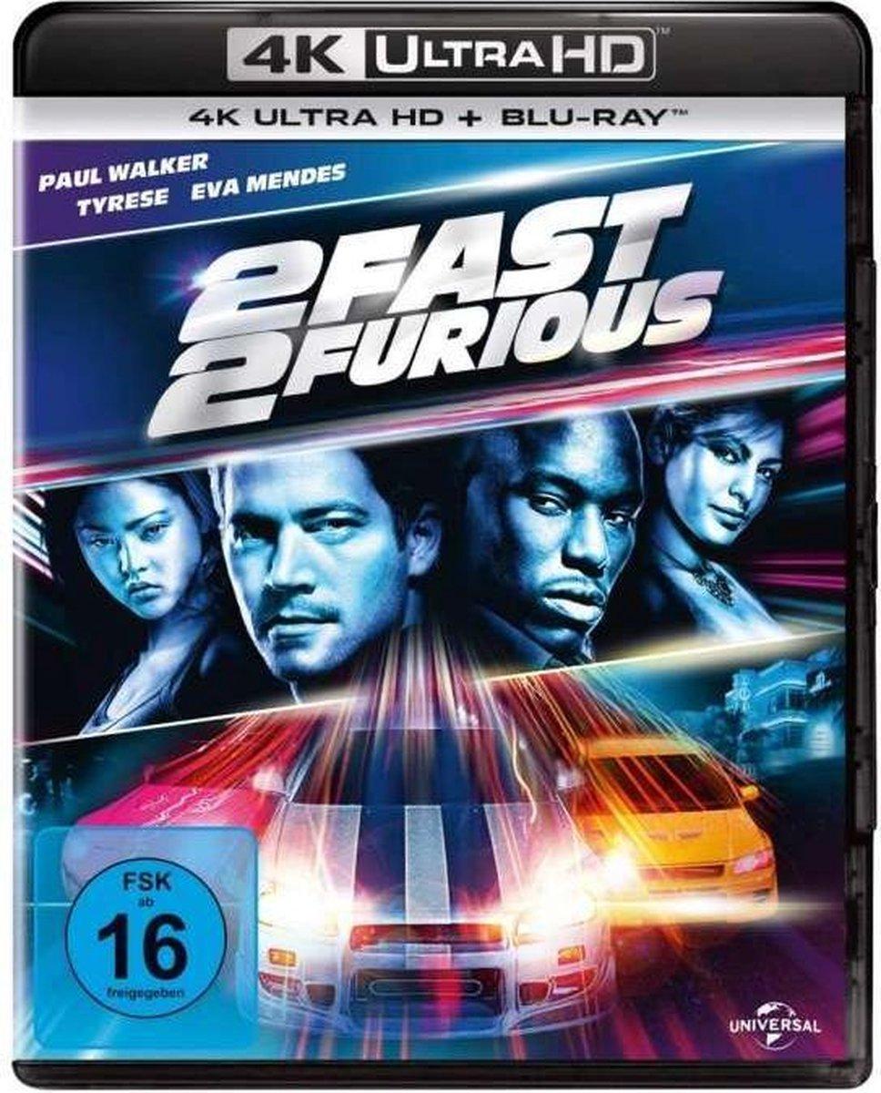 2 Fast 2 Furious (Ultra HD Blu-ray & Blu-ray)-