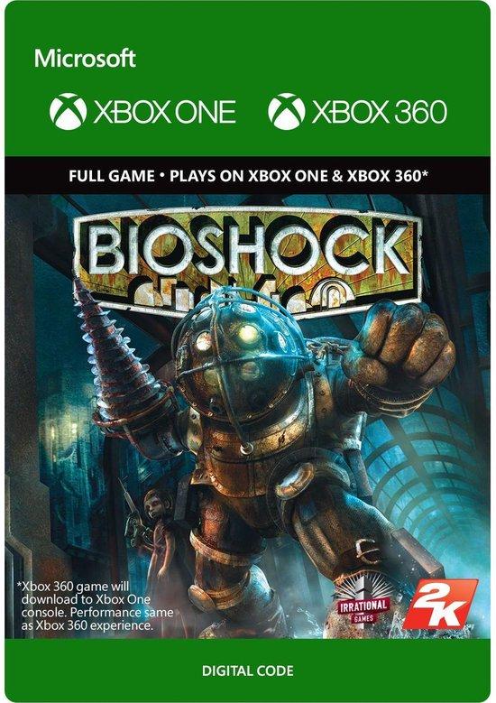 BioShock – Xbox 360 – Plays on Xbox One – Xbox Download