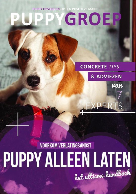 De Nieuwe Methode 4 - Het Ultieme Puppy Alleen Laten Handboek