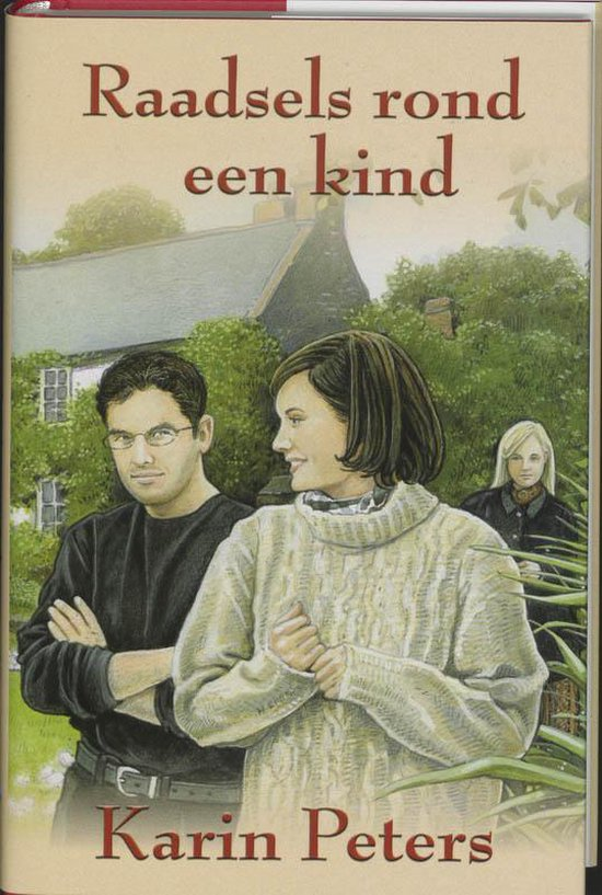 Raadsels Rond Een Kind - K. Peters | Readingchampions.org.uk