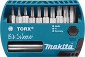 Makita schroefbitset (11dlg) TORX P-53768