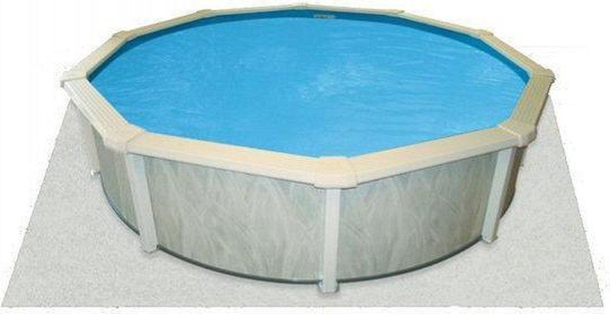Interline Zwembad Interline ondertapijt voor zwembaden, 6,10 x 3,60 m ovaal