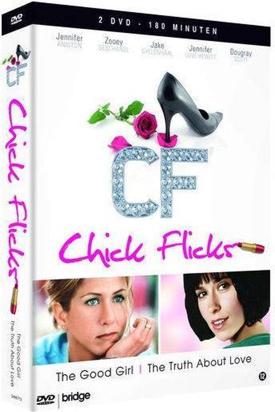 Cover van de film 'Chick Flicks - Box 1: The Good Girl/The Truth About Love'