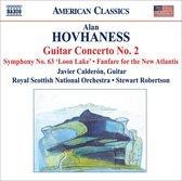 Hovhaness: Guitar Concerto No.2