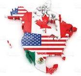 No limit AT&T phonesimkaart Noord Amerika (USA/CAN/MEX) talk/text/data