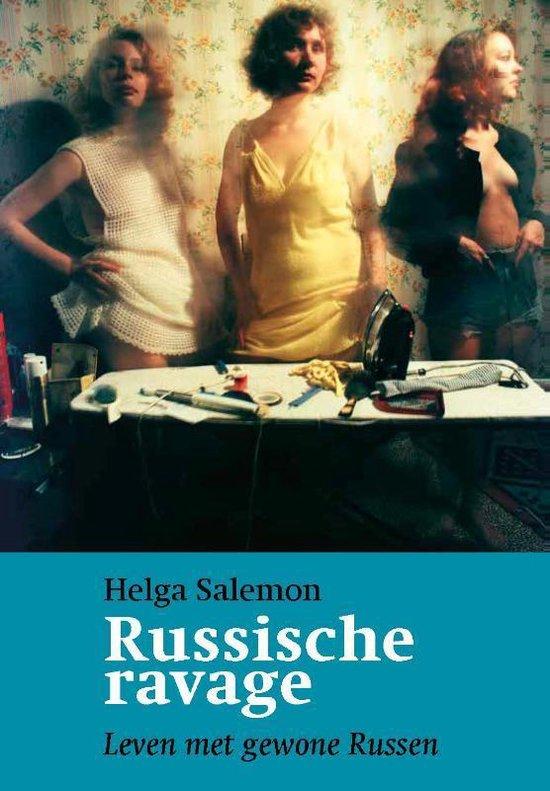 Russische ravage - Helga Salemon   Fthsonline.com