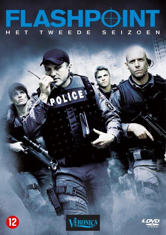 Cover van de film 'Flashpoint'