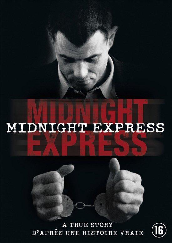 Cover van de film 'Midnight Express'