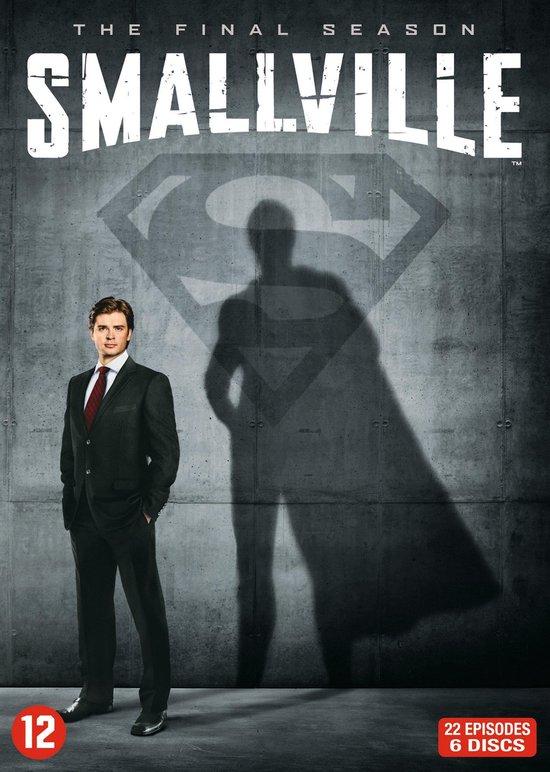 Cover van de film 'Smallville'