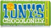 Tony's Chocolonely reep Puur Amandel Zeezout - 180 gram