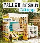 Pallet design outdoor