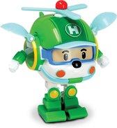Robocar Poli mini transforming robot - Helly