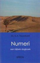 Trouwborst, Numeri een bijbels dagboek