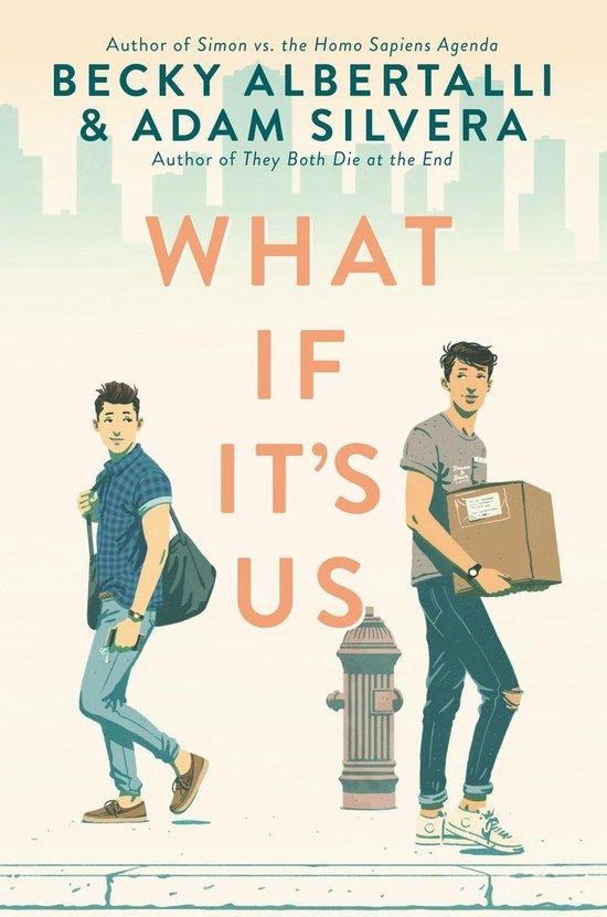 Boek cover What If Its Us van Becky Albertalli