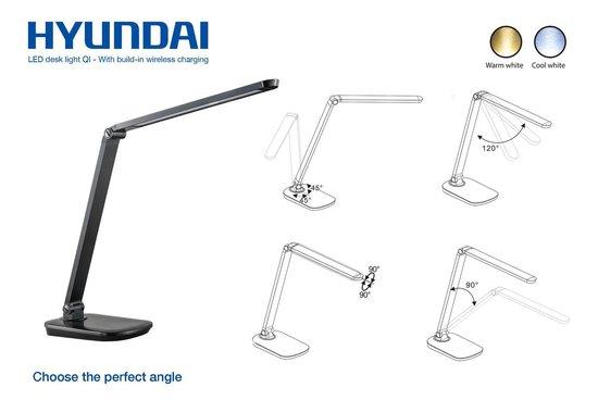 Hyundai - LED Bureaulamp