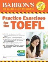Boek cover Practice Exercises for the TOEFL with MP3 CD van Pamela J. Sharpe