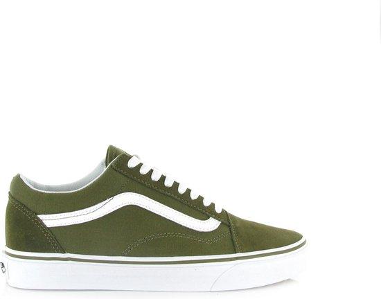 bol.com   Vans / Old Skool Dark Olive / Sneakers ...