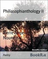 Philiasophianthology II