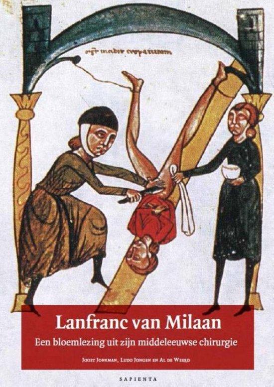 Lanfranc van Milaan - P.W. Dielissen |