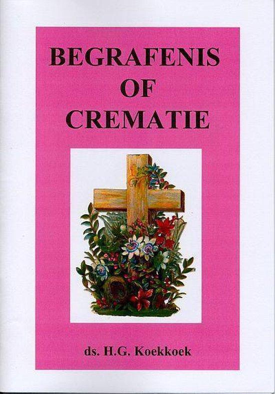 Begrafenis of crematie - H.G. Koekkoek |