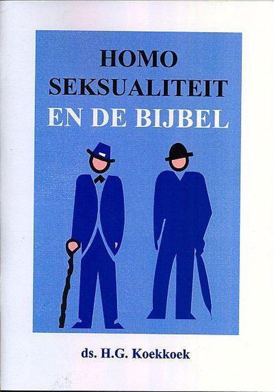 Homoseksualiteit en de bijbel - Koekkoek, H.G. pdf epub