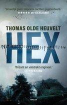 Boekomslag van 'Hex'