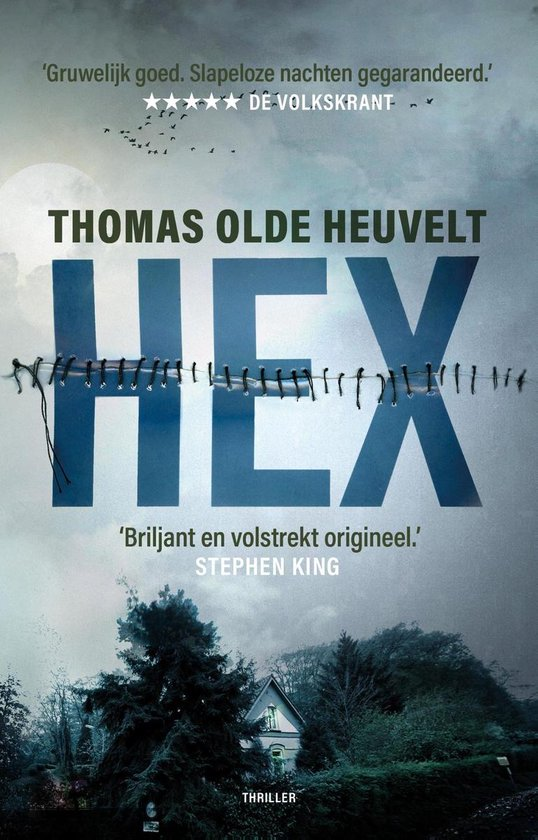 Omslag van Hex