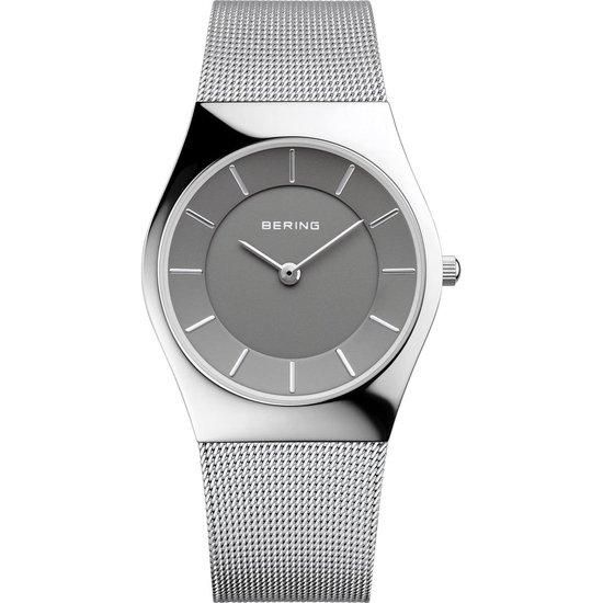 BERING 11936-309 – Horloge – RVS – Zilverkleurig – Ø 36 mm
